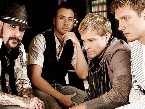Os Backstreet Boys simplesmente adoram os fãs gays do grupo.