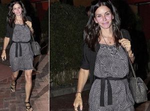 Atriz Courteney Cox